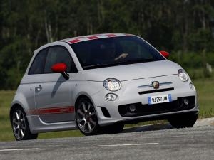 Abarth 500 Opening Edition 2008 года